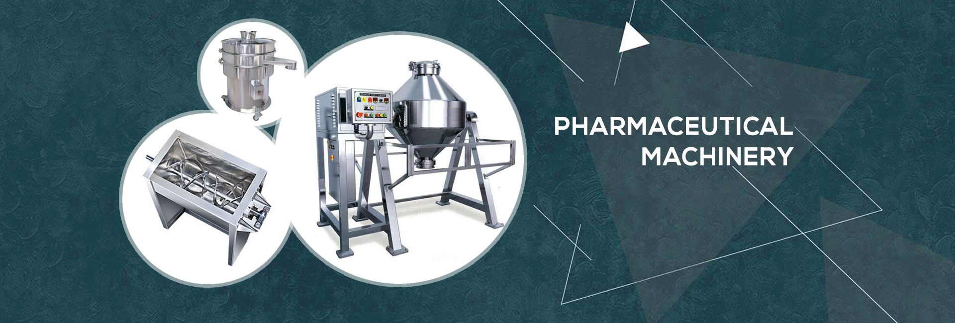 Pharmaceutical Machinery Manufacturer in Vadodara