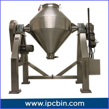Double Cone Blender Manufacturer in Vadodara, India