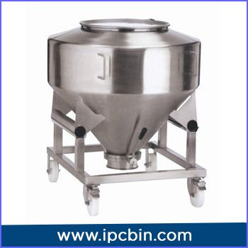 SS IPC Bins Manufacturer in India