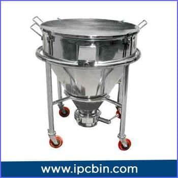 SS IPC Bins Manufacturer, Supplier and Exporter in Andhra-Pradesh, Madhya-Pradesh, Uttar-Pradesh, Maharashtra, Tamilnadu, Kerala, Bangalore