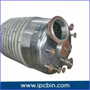 ss pressure vessel reactor supplier in vadodara